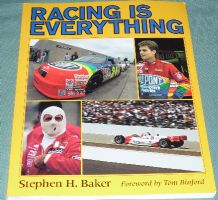 RACING IS EVERYTHING (Baker1994).